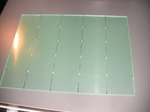 Acrylplatte