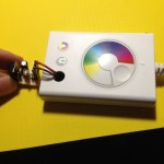 Ikea Dioder with wired IRDA