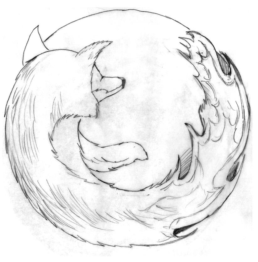 Firefox Scetch